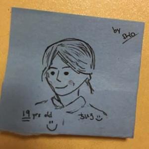 chihiro drawn by Sho Masuda