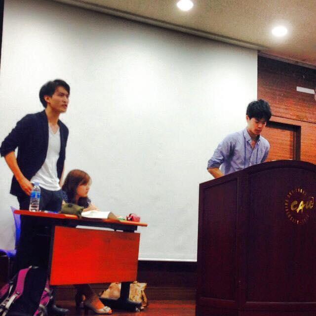 Asian Debate Institute 2014 Grand Final