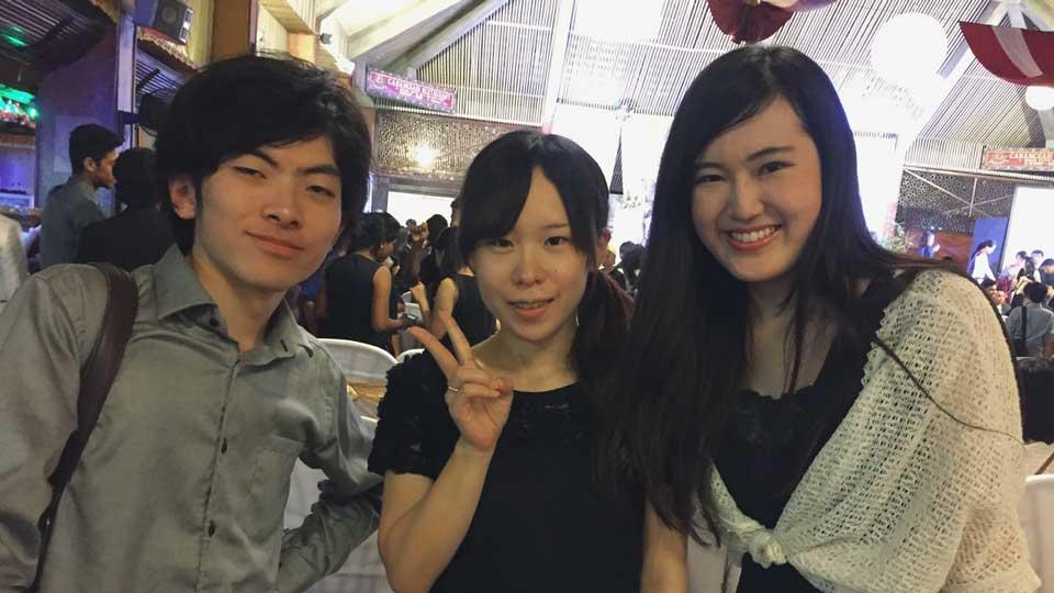 Keio A Tom, Kasumi, Nanami