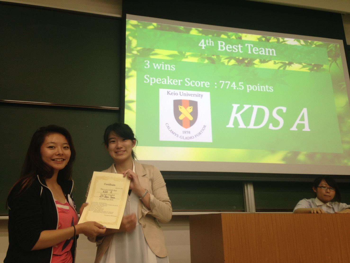 KDS a