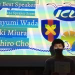 4th Best Speakerおめでとう!!!!